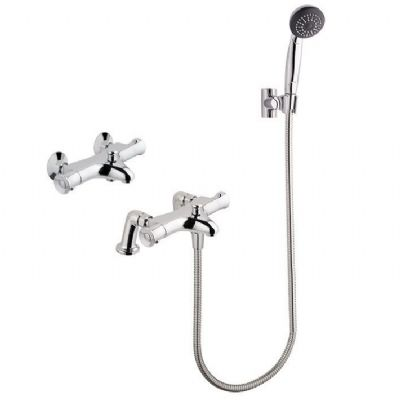 Thermostatic Bath / Shower Mixer Tap with Kit - 58000001